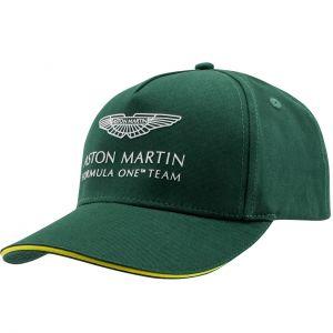 Aston Martin F1 Official Team Cap grün