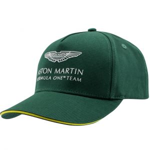 Aston Martin F1 Official Team Gorra verde