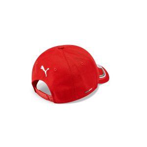 Scuderia Ferrari Cap Italian red