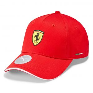 Scuderia Ferrari Gorra Classic roja