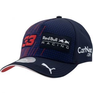 Red Bull Racing Driver Cap Verstappen 2021 navy blue