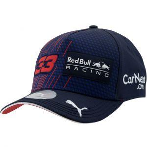 Red Bull Racing Piloto Cap Verstappen 2021 azul marino