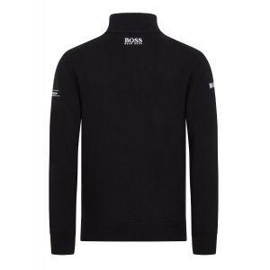 Porsche Motorsport Jersey de Punto negro