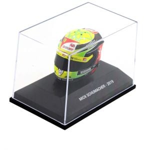 Mick Schumacher miniature helmet 2019 1/8