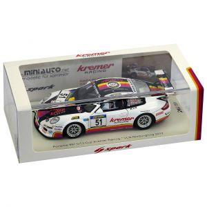 Porsche 997 GT3 Cup Kremer Racing Case