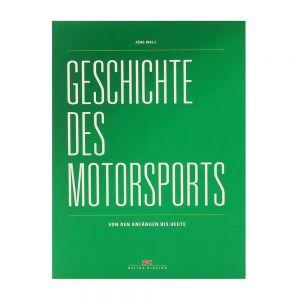 Geschichte des Motorsports - von den Anfängen bis heute - por Jörg Walz