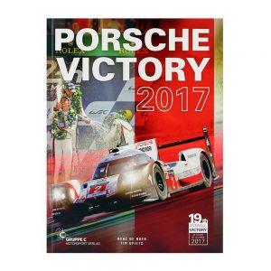 Porsche Victory 2017 (24h LeMans) - por R. De Boer, T. Upietz