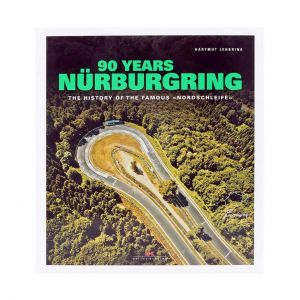 90 years Nürburgring - The History of the famous Nordschleife (anglais)