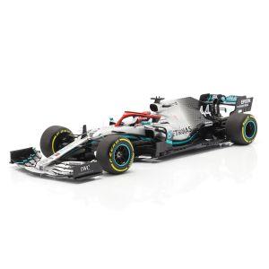 Lewis Hamilton - Mercedes-AMG Petronas Motorsport F1 W10 EQ Power - GP di Monaco 2019 1/18