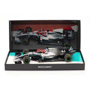 Lewis Hamilton - Mercedes-AMG Petronas Motorsport F1 W10 EQ Power - GP de Monaco 2019 1/18