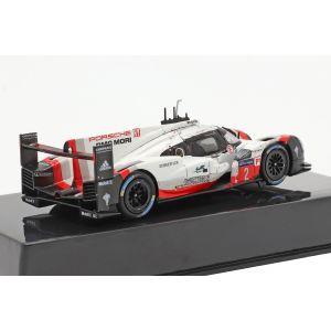 Porsche 919 Hybrid #2 Vincitori 24h Le Mans 2017 Bernhard, Hartley, Bamber 1/43