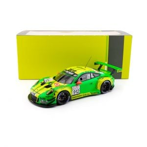 Manthey-Racing Porsche 911 GT3 R - #912 7. Platz VLN Nürburgring 2018 1:18