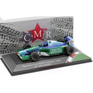 Michael Schumacher Benetton B194 #5 Champion du monde de F1 1994 1/43