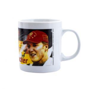 Michael Schumacher Tasse 5. Formel 1 Weltmeisterschaft 2002
