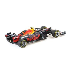 Red Bull Racing RB16 - Alexander Albon - 4. Platz Steiermark GP 2020 1:18
