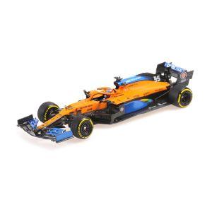McLaren Renault MCL35 - Carlos Sainz - Austria GP 2020 1/43