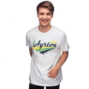Ayrton Senna T-Shirt World Champion