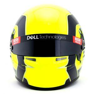 Lando Norris casque miniature Formule 1 2021 1/2