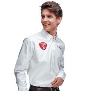 Motorworld Camisa Bandera de destino