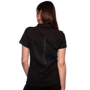 Porsche Motorsport Poloshirt Ladies black