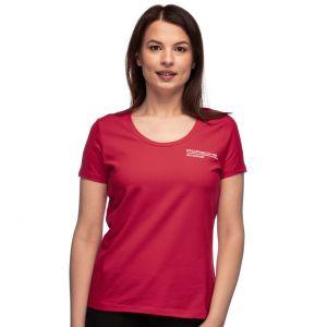 Porsche Motorsport T-Shirt pour dames rouge