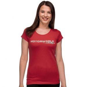 Motorworld Damen T-Shirt Boxengasse
