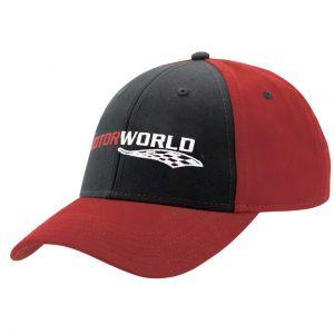 Motorworld Cappello Bandiera bersaglio
