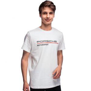 Porsche Motorsport T-Shirt blanc
