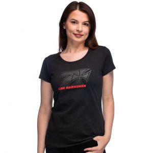 Kimi Räikkönen Damen T-Shirt Cross Seven