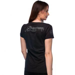 Kimi Räikkönen Ladies T-Shirt Script Logo