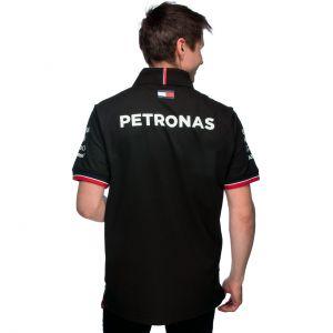 Mercedes-AMG Petronas Team Sponsor Polo 2021 nera