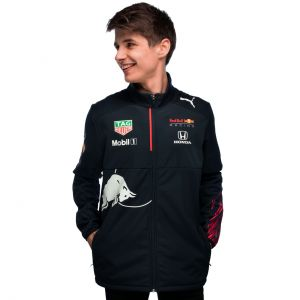 Red Bull Racing Team Veste softshell 2021 navy