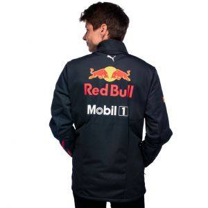 Red Bull Racing Team softshell jacket 2021 navy