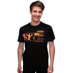 Kremer Racing T-Shirt Jäger Porsche 935 K3 noir