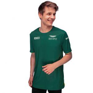 Aston Martin F1 Official Team Camiseta