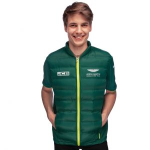 Aston Martin F1 Official Team Gilet