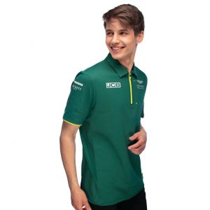 Aston Martin F1 Official Team Polo
