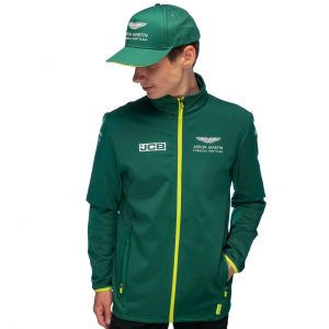 Aston Martin F1 Official Team Giacca Softshell