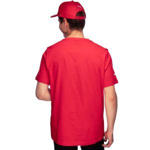 Scuderia Ferrari Maglietta Classico rosso