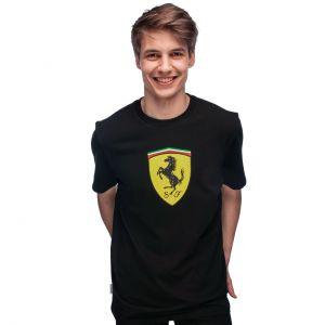Scuderia Ferrari T-Shirt Classic noir