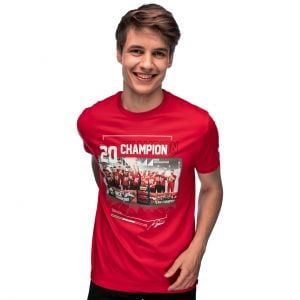 Mick Schumacher T-Shirt F2 World Champion 2020