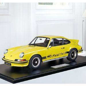 Porsche 911 Carrera RS 2.7 lightweight construction - 1972 - 1/8 yellow / black decor