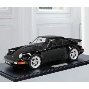 Porsche 911 (964) Turbo 3.6 - 1994 - negro 1/8
