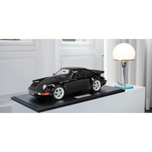 Porsche 911 (964) Turbo 3.6 - 1994 - black 1/8