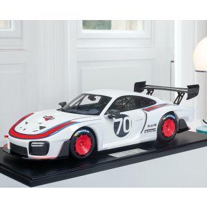 Porsche 935/19 - 2019 - Martini Design white 1/8