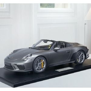 Porsche 911 (991.2) Speedster - 2019 - Achatgrau 1:8