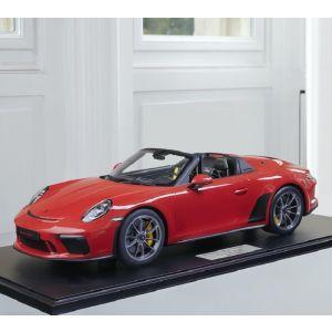 Porsche 911 (991.2) Speedster - 2019 - Rouge indien 1/8
