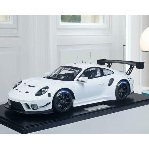 Porsche 911 (991.2) GT3 R - 2019 - blanc 1/8