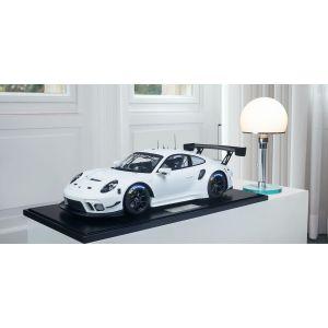 Porsche 911 (991.2) GT3 R - 2019 - blanco 1/8