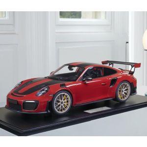 Porsche 911 (991.2) GT2RS - 2018 - Rouge indien 1/8